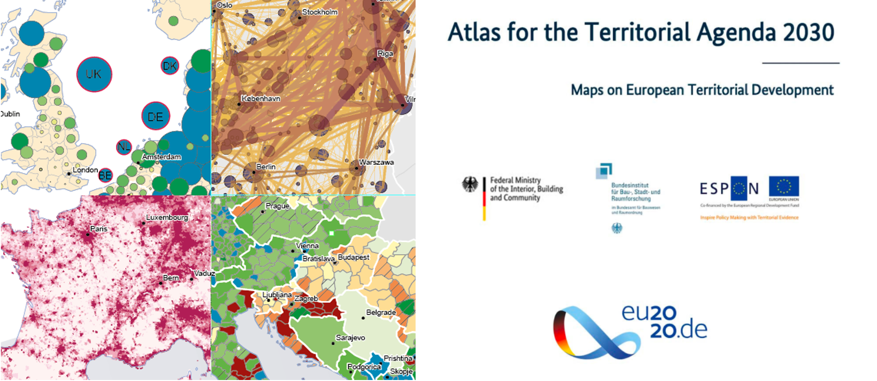 Atlas for the Territorial Agenda 2030
