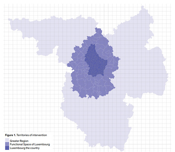 Cross-border spatial planning