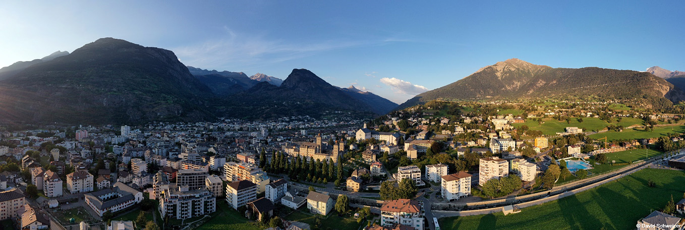 Climate action in Alpine towns